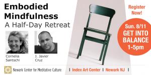 mindfulness retreat summer 19